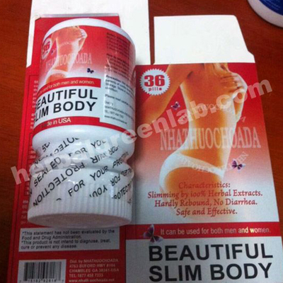 Body Weight Loss Soft Gels Pills