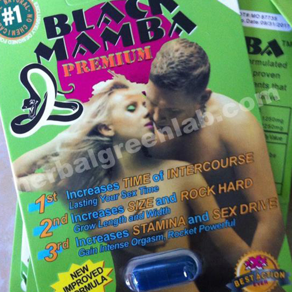 Black Mamba Pills Sexual Performance