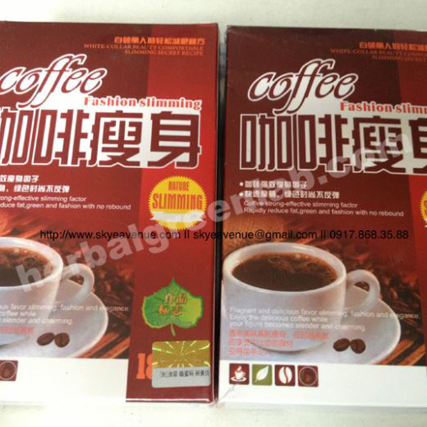 Fashion Slimming Coffee