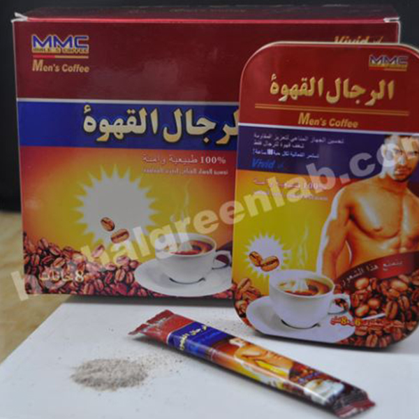 Men's Coffee Herbal Supplement