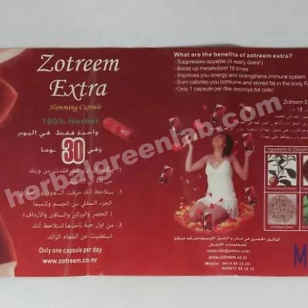 Zotreem Losing Extra Weight Capsules