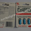 OEM Extenze Sex Pill For Increase Libido Herbal Enhancement