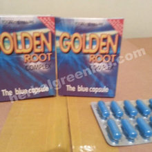 OEM Golden Root Blue Capsule Sex Pills